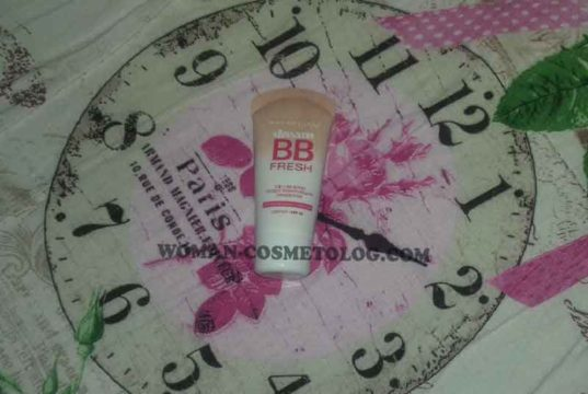 BB cream maybelline fresh